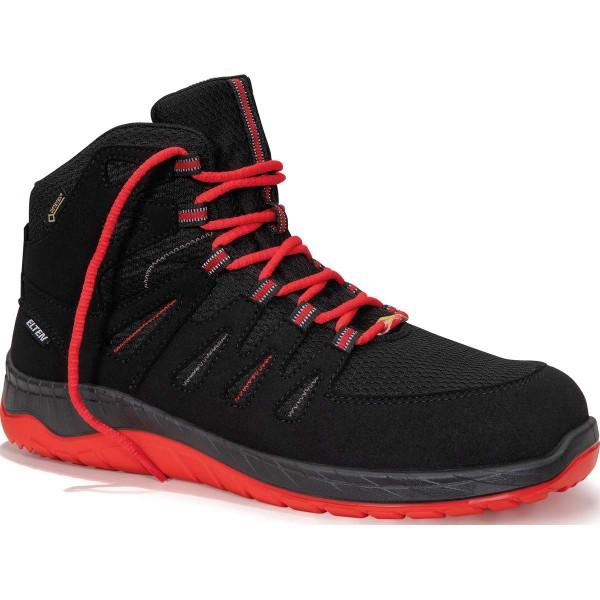 ELTEN MADDOX GTX W black-red Mid ESD S3 CI