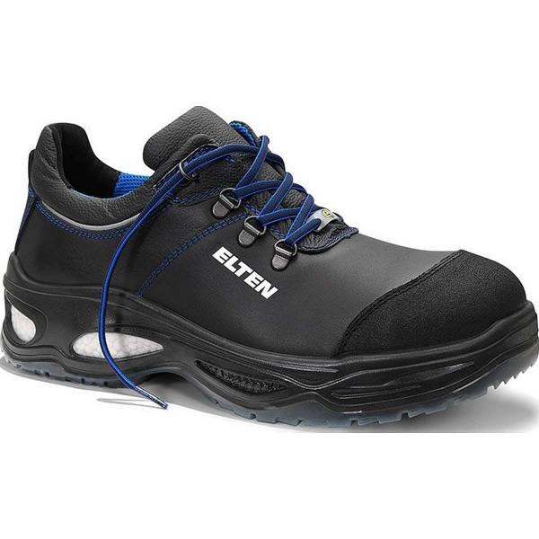 Elten Milton Low ESD S3 Sicherheitsschuhe schwarzblau