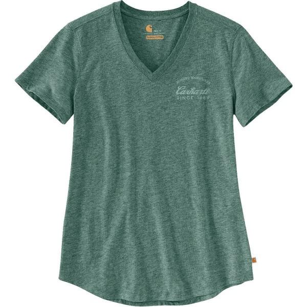 carhartt Lockhart Graphic Damen T-Shirt