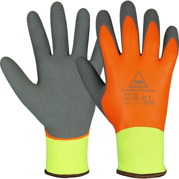 SuperFlex Thermo+ Winter-/Montagehandschuh Polyester/Latex