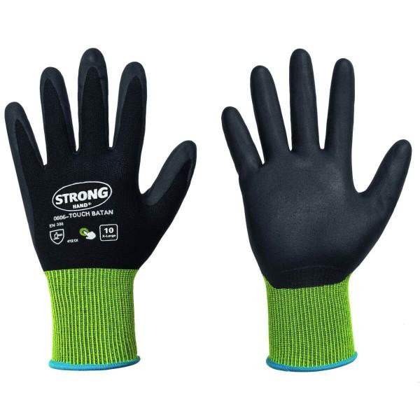 Micro-Nitril-Handschuhe Touch Batan