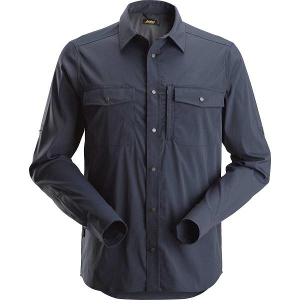 Snickers LiteWork langarm Shirt