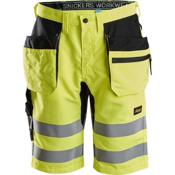 Snickers LiteWork HV Shorts HP