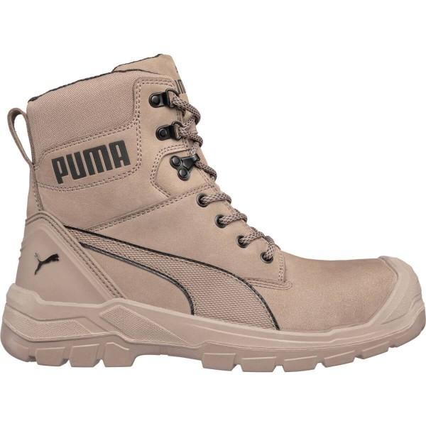 Puma Conquest Stone high S3 HRO SRC Sicherheitsstiefel