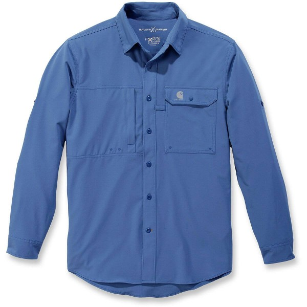 Carhartt FORCE EXTREMES ANGLER SHIRT L/S