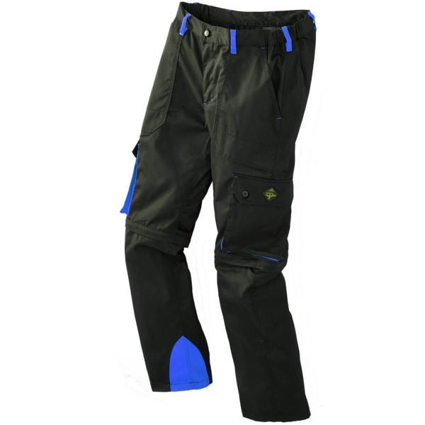 Terrax Bundhose schwarz-blau