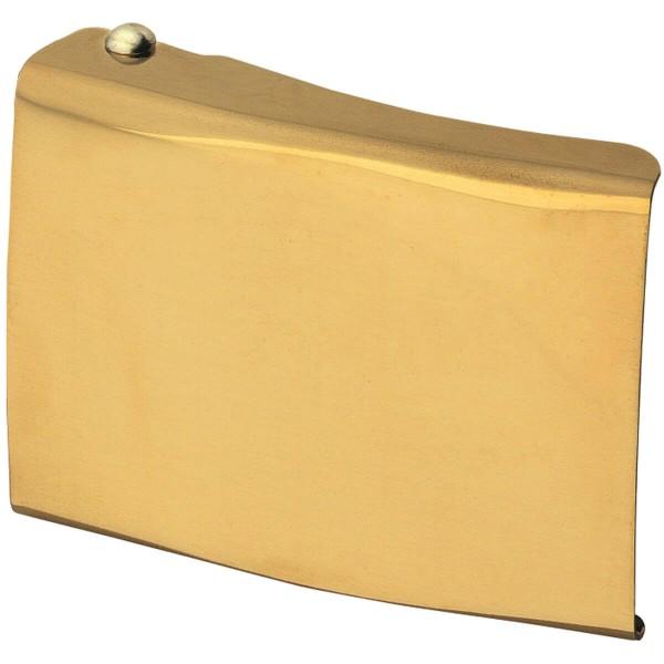 FHB EDWIN Koppelschloss neutral, gold
