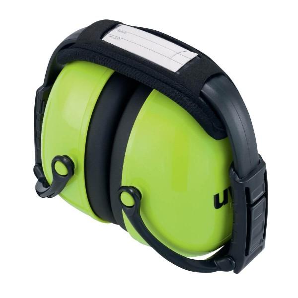 uvex K2 faltbar Kapselgehörschutz SNR 31 dB