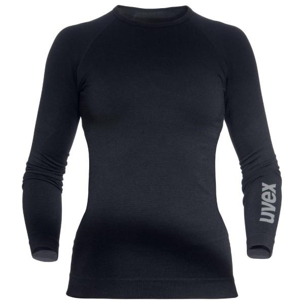 uvex suXXeed seamless Shirt mit Merinowolle Damen