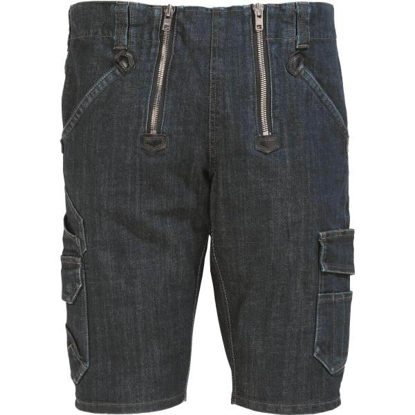 FHB Volkmar Zunft-Bermuda Stretch-Jeans