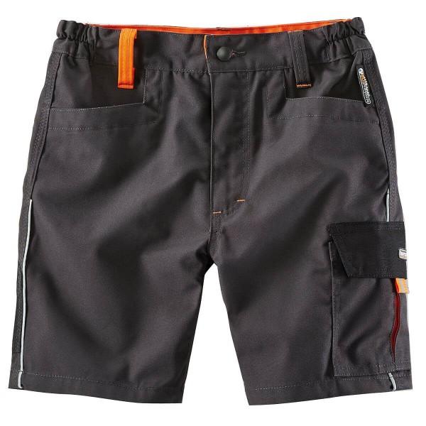 Terrax Kinder Shorts dunkelgrau/schwarz