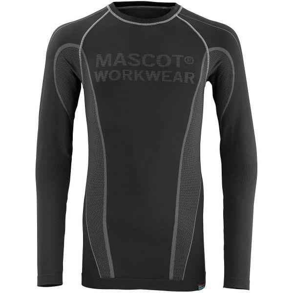 Mascot Hamar Funktionsunterhemd schwarz