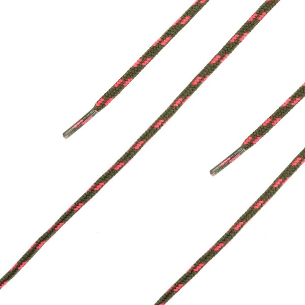 Haix Laces CrossNature olive-pink
