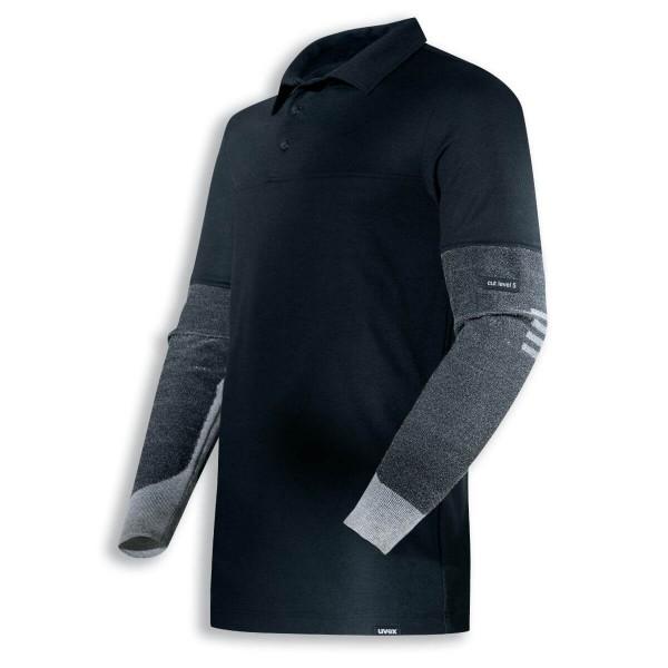 uvex cut doubleflex Poloshirt schnittfest / hitzebeständig