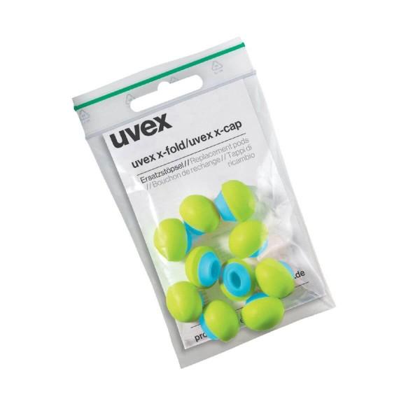 uvex x-fold/uvex x-cap Ersatzstöpsel