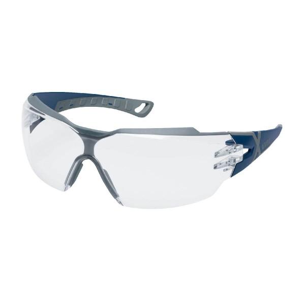 uvex Pheos CX2 Blau-Grau Bügelschutzbrille