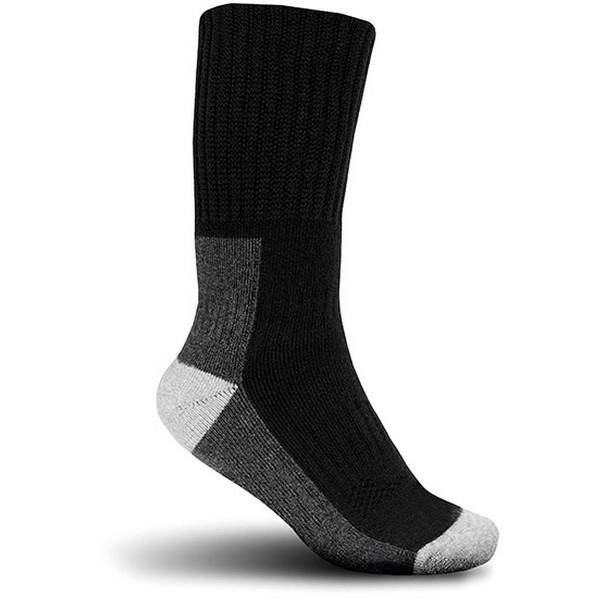 Elten Thermo-Socks schwarz/grau Wollsocken