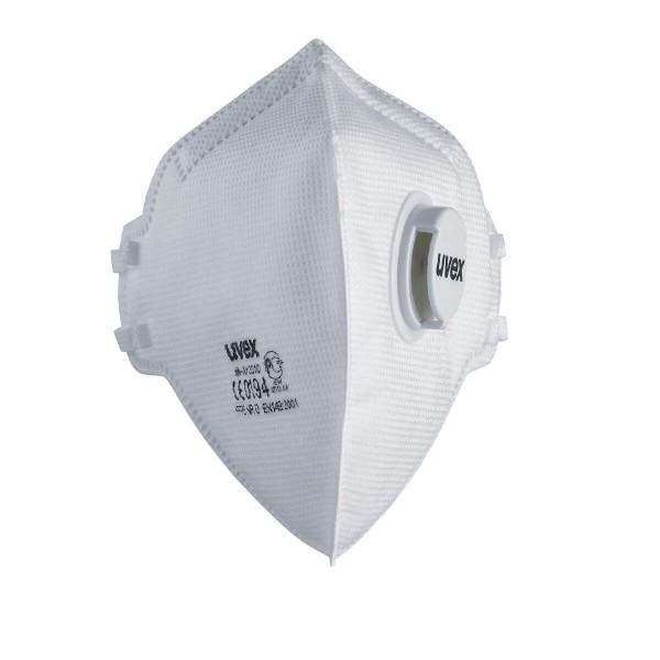 uvex silv-Air classic 3310 FFP3 D Atemschutz-Faltmaske