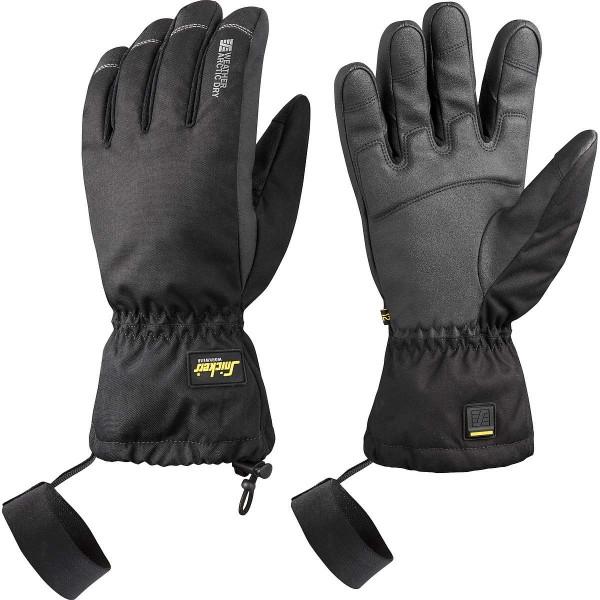 Snickers Wetter Arctic Dry Handschuhe schwarz