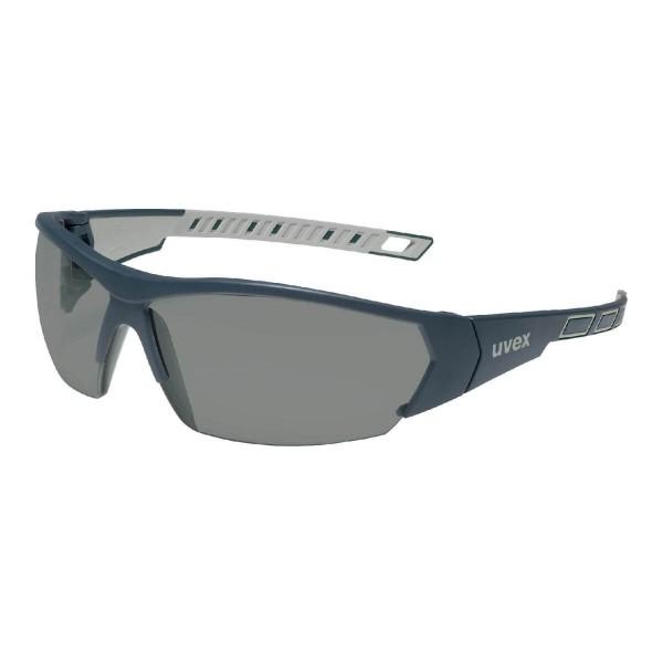 uvex I-Works Anthrazit-Grau Bügelschutzbrille