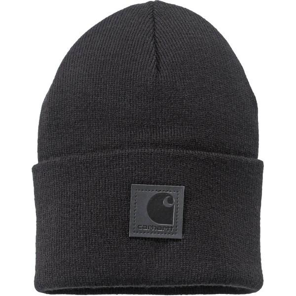 carhartt Black Label Watch Hat Mütze