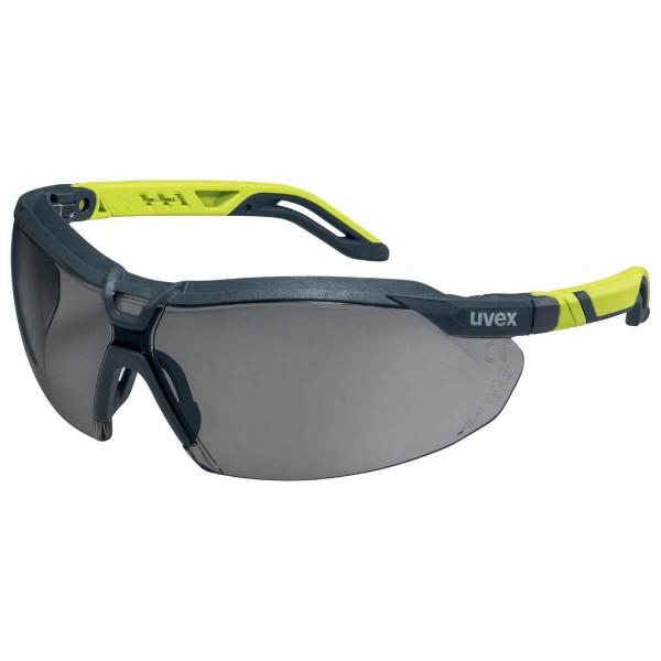 uvex I-5 Anthrazit-Lime Bügelschutzbrille