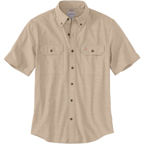 Carhartt S/S FORT SOLID SHIRT