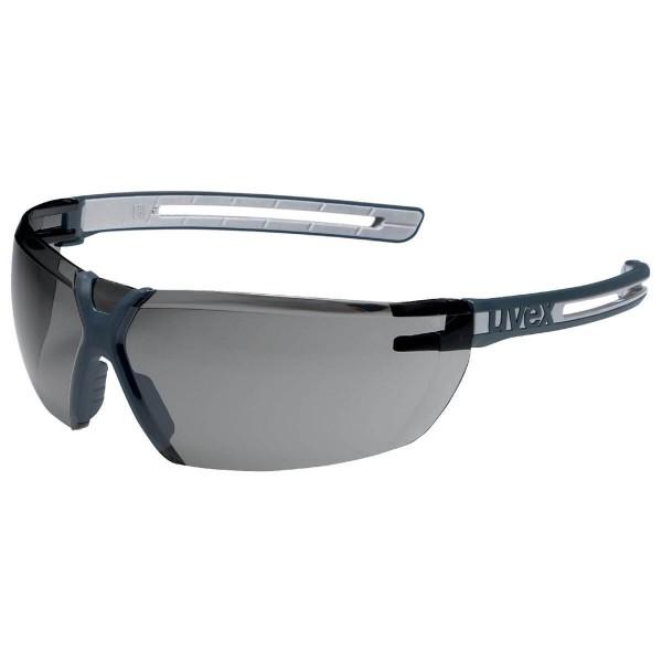 uvex X-Fit Pro Anthrazit-Hellgrau Bügelschutzbrille