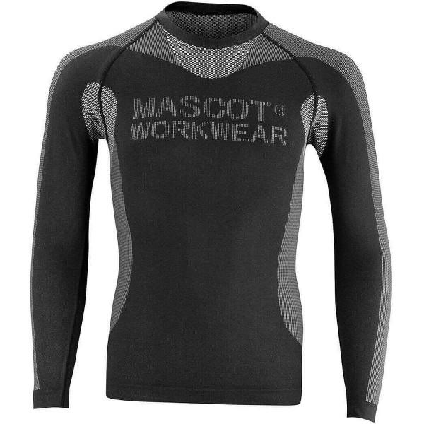 Mascot Lahti Unterhemd schwarz